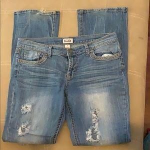 Mudd bootcut jeans size 9